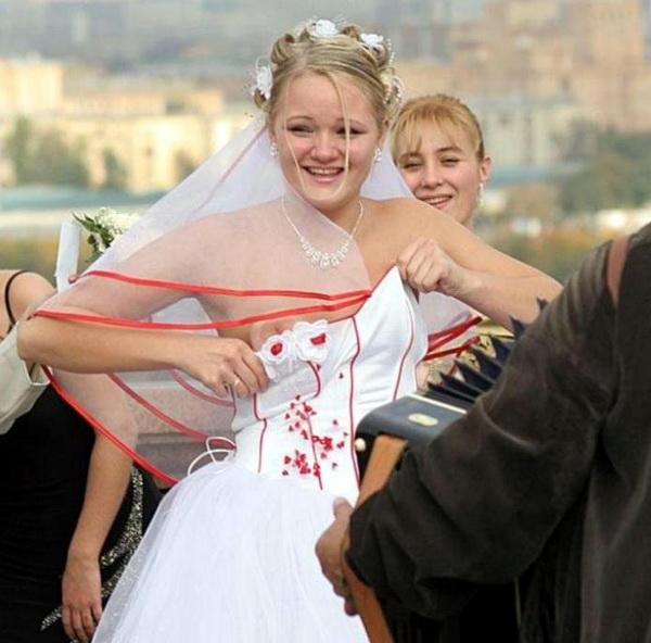 Фото засветов на свадьбу