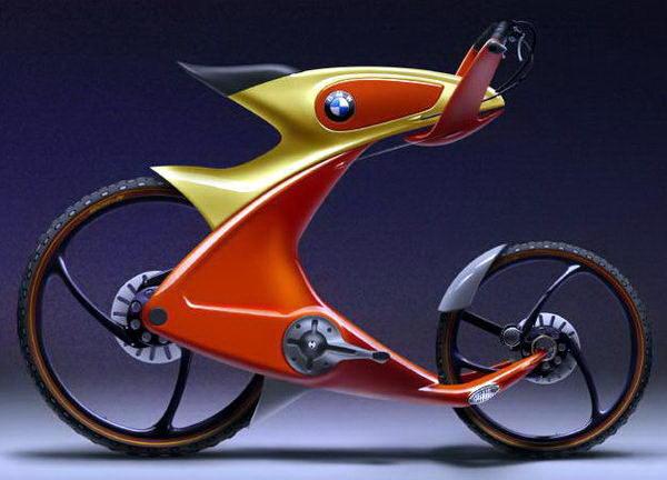 необычные велосипеды bmw